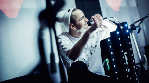 Reperis Ansis prezentē jauno albumu ''Balzams''