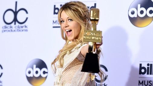 Церемония награждения музыкальной премии журнала Billboard