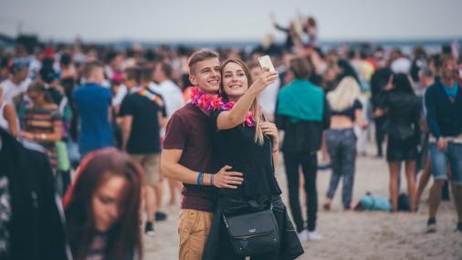 """Aizvadīta """"Weekend Festival Baltic 2017"""" pirmā diena"""