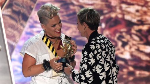 ASV pasniegtas MTV mūzikas balvas