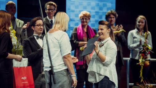 Otrā Baltijas jūras koru konkursa apbalvošana