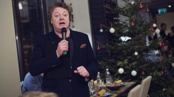 Рождественский ужин «Borjomi»