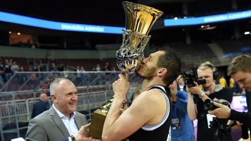 «VEF Rīga» в пятый раз завоевл чемпионский титул