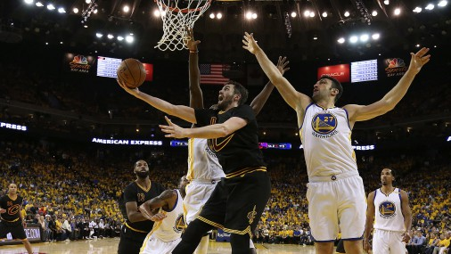 Warriors и во второй игре финала НБА обыграли Cavaliers