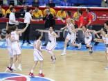 Spānijas basketbolistes triumfē Eiropas čempionātā