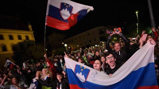 Slovēnijā mājās sagaida Eiropas čempionus basketbolā