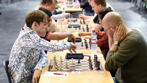 """Международный шахматный фестиваль """"RTU Open 2016"""""""