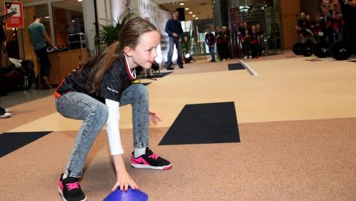 """""""Sporto visa klase"""" участники проекта запустили эксперимент физической активности"""
