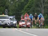 Latvijas čempionāts riteņbraukšanā grupas braucienā