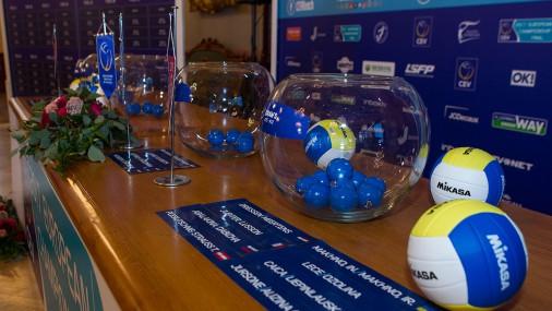 CEV Eiropas čempionāta fināla pludmales volejbolā grupu izloze
