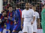 «Barcelona» futbolisti trillerī sasniedz Čempionu līgas 1/4 finālu