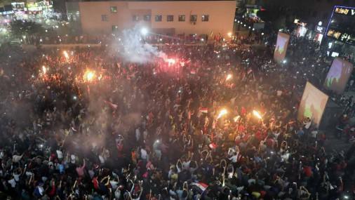 Ēģipte līksmo! Futbola izlase kvalificējusies PK izcīņai pēc 28 gadu pārtraukuma