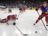 Pasaules čempionāta bronzas spēle: Krievija - Somija