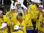 Pasaules čempionāta fināls: Kanāda - Zviedrija