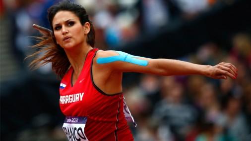 Лерин Франко - Парагвайская спортсменка-копьеметательница.