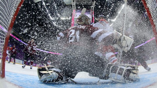 Топ спортивных фотографий 2014 года агентства AFP
