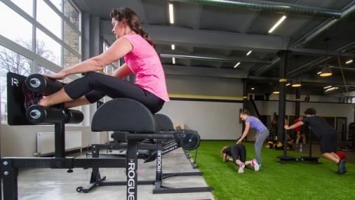 Новая тенденция в спорте - CrossFit