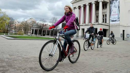 Велоэкскурсия Дня независимости Латвии