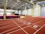 Atklāta Murjāņu sporta ģimnāzijas rekonstruētā sporta halle