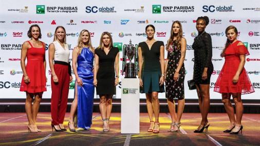 Izlozē noskaidrotas Ostapenko pretinieces WTA finālturnīra grupā