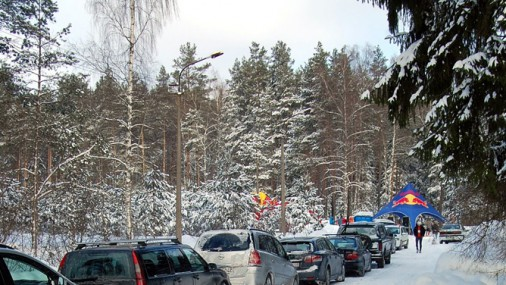 Лыжные гонки Fans 2011