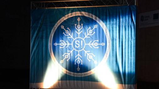 Зимний фестиваль в Сигулде