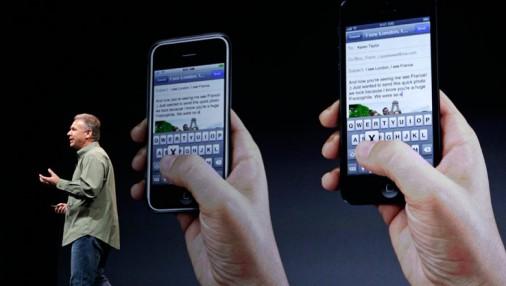 iPhone 5 prezentācija