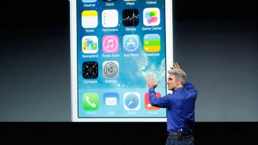 iPhone 5C, 5S un iOS 7 prezentācija
