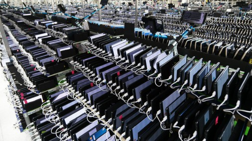 Kā Samsung pārbauda telefonu baterijas