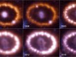 Pārnovas SN 1987A sprādziens
