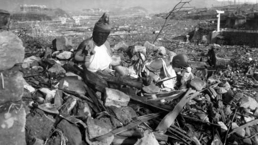 Atombumbas nomešana uz Hirosimas 1945.gadā