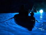 Zilā grota Kapri salā