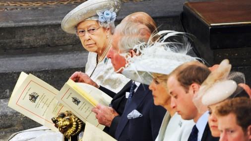 Королева Елизавета II отмечает 60-летие пребывания на престоле
