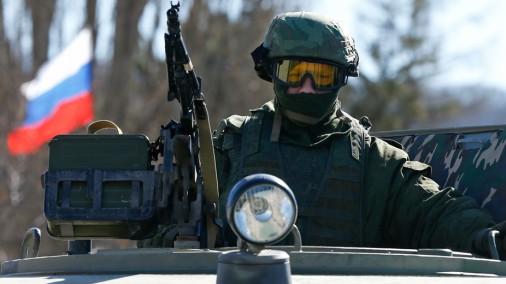 3. marts Ukrainā: Krimā ierodas Krievijas karavīri