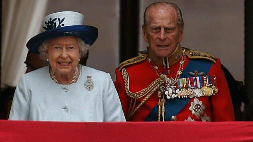 День рождения королевы Англии Елизаветы II