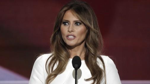 Супруга Дональда Трампа Мелания