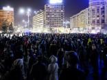 В Румынии жители протестуют против планов правительства помиловать тысячи заключенных