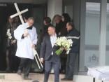 Литовцы прощаются с Иевой Страздаускайте