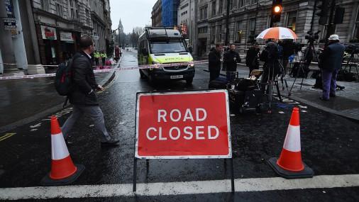 Утро в Лондоне после теракта