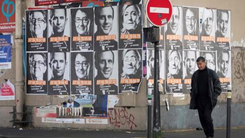 Франция готовится к выборам президента