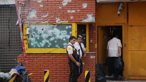 В Парагвае банда украла 30 миллионов долларов