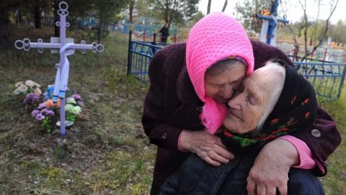 Годовщина трагедии в Чернобыле