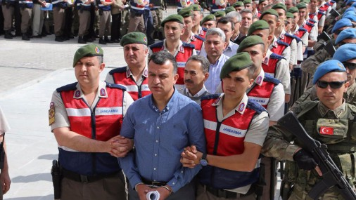 В Турции начали судить организаторов переворота