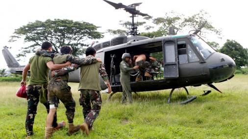 На Филиппинах начали эвакуацию жителей