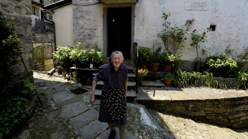 В Италии есть поселение всего с одним жителем
