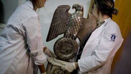 В Аргентине нашли нацистский склад