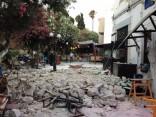 Сильнейшее землетрясение в Турции и на греческих островах