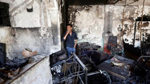 Pašnāvnieka izraisīts sprādziens Kabulā