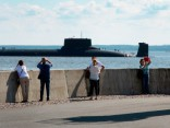 В Балтийское море зашла самая большая в мире подводная лодка