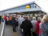 Как открытие в 2016 году магазина «Lidl» свело с ума литовцев